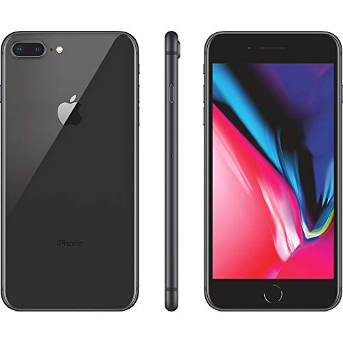 Iphone 8 Plus Apple Cinza Espacial, 128gb Desbloqueado - Mx242br/a