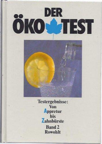 Der Öko-Test: Von Appretur bis Zahnbürste