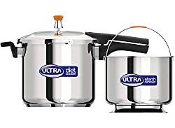 Elgi Ultra Stainless-Steel Diet Pressure Cooker