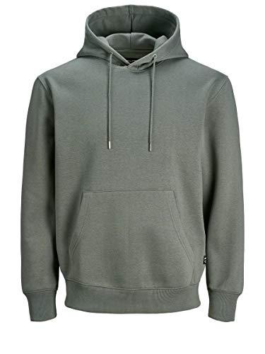 JACK & JONES Jjesoft Sweat Hood Noos Shirt À Capuche Homme, Vert (Sedona Sage Relaxed), M