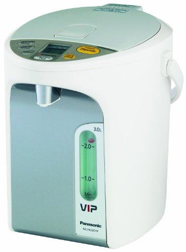 Panasonic NC-HU301P Water Boiler 3.2-Quart with Vacuum Insulated Panel
