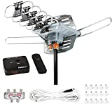 Five Star Outdoor HDTV Antenna Up to 150...