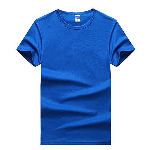 Compressieshirt voor heren, sportief, sneldrogend, korte mouwen, met jurk, slim fit, casual