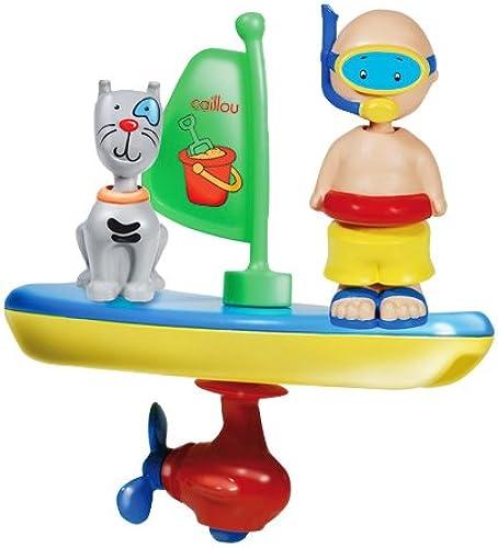 ID Toys IDCAI0024 Caillou Bath Time Fahrzeuge