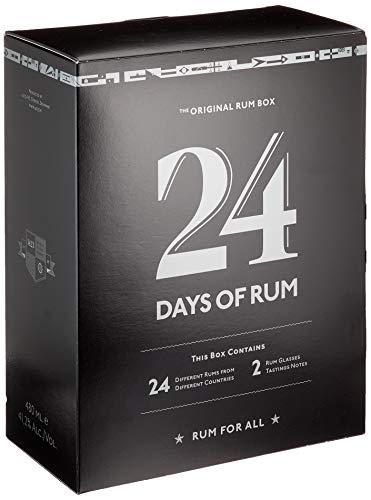 1423 World Class Spirits S.B.S 24 DAYS OF RUM The Original Calendar (1 x 0.48 l)