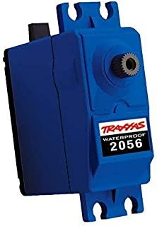 Traxxas SERVO 2056, This is The Steering SERVO for The BRUSHLESS EMAXX, Brushed E-MAXX, E-REVO, Skully and Many More Cars and Trucks
