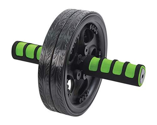 Schildkröt Fitness AB Roller, Bauchtrainer, Duo Wheel Trainer, in 4-Farb Karton, 960045
