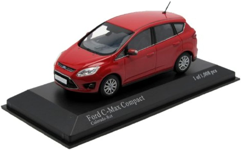 Minichamps – 400089000 – Fahrzeug Miniatur – Ford C – MAX Compact – 2010 – Maßstab 1 43 B004LLAGGW Spezielle Funktion  | Eleganter Stil