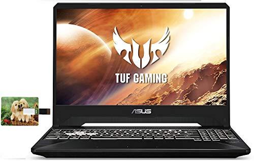 "Newest Asus TUF Gaming Laptop 15.6"" IPS Level Full HD, Intel Core i7-9750H Processor, GeForce GTX 1650, 16GB DDR4 1TB PCIe SSD WiFi, Windows 10Gigabit Wi-Fi 5 | 32GB Tela USBA Card"