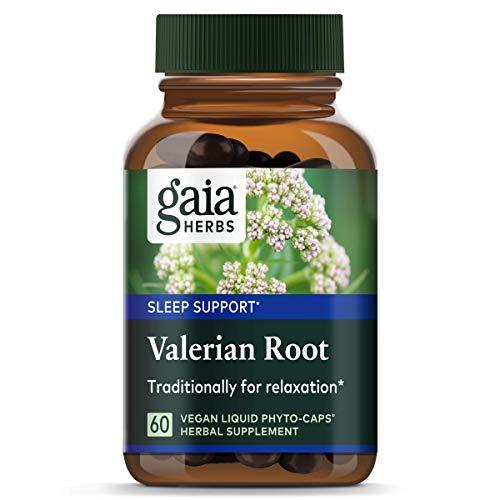 Gaia Herbs Valerian Root Liquid Phyto-Capsules