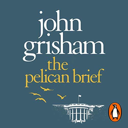 The Pelican Brief cover art