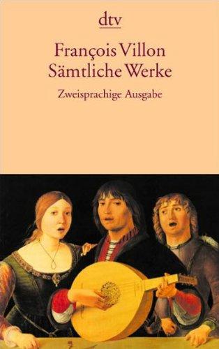 Sämtliche Werke: Zweisprachige Ausgabe