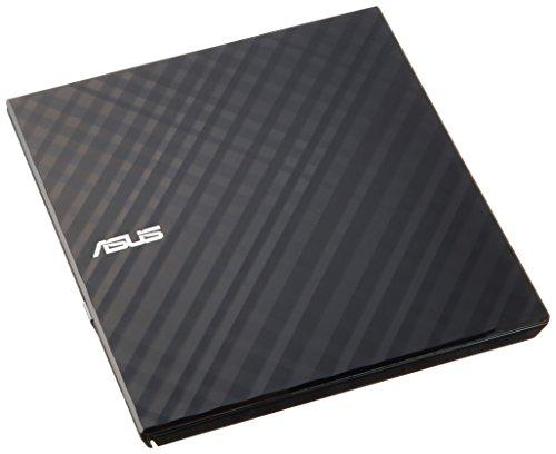 ASUSTek 外付けDVDドライブ 軽量薄型/M-DISC/バスパワー/Win&Mac/USB2.0(USB3.0搭載PCでも利用可能)/書込みソフト付属/ブラック  B00CM7JM4E 1枚目