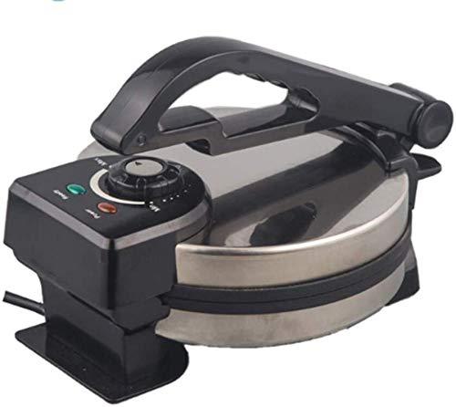 GJJSZ 8-Zoll-Antihaft-Chapati Tortilla Roti Maker Automatische Roti-Maschine Pancake Maker Crepe Maker