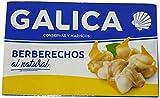 Berberechos Galica OL-120 pequeños.