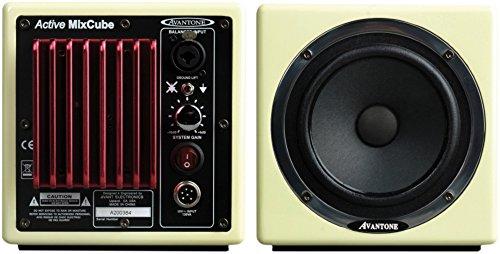 Lautsprecher-Monitoring Avantone MixCubes Aktive (die Paar) Monitoring Analog Pro