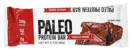 Julian Bakery Bar Proton Paleo chocolate Brown, 2.1 oz