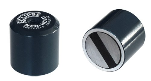"Eclipse Magnetics NH025 Neodymium Deep Pot Bi-Pole Magnet, 0.50"" Diameter x 0.46"" Height"