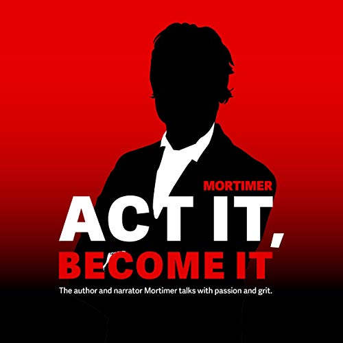 Act It, Become It cover art
