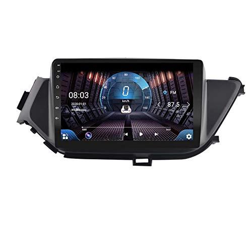 4Gram + 64GROM DSP 2 DIN Android 9.1 4G Net Car Radio Multimedia Video Player para Nissan Bluebird Lannia 2015-2020 WiFi Carplay(Size:Cuatro nucleos,Color:WiFi:2GB+32GB)