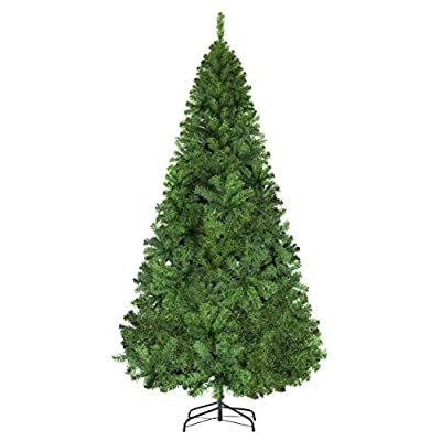LUTER Christmas Tree and Ornaments Xmas Party Decorations Set for Home