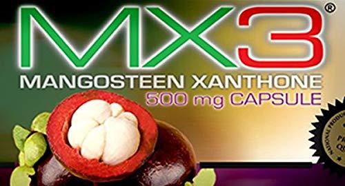 MX3 Capsule (Mangosteen Capsule) 60caps