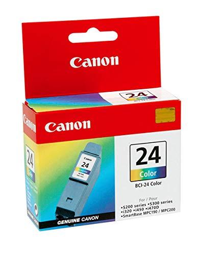 Canon BCI-24C Compatible Cartucho de Tinta Tricolor