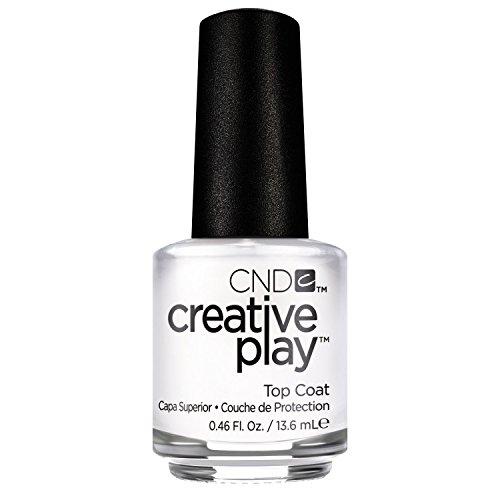 CND Creative Play Top Coat 13,5ml