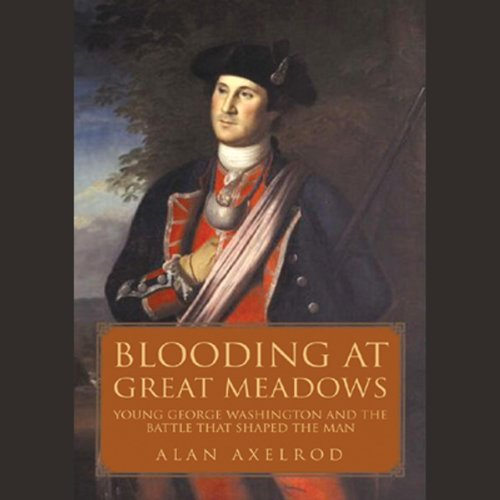 Blooding at Great Meadows audiobook cover art