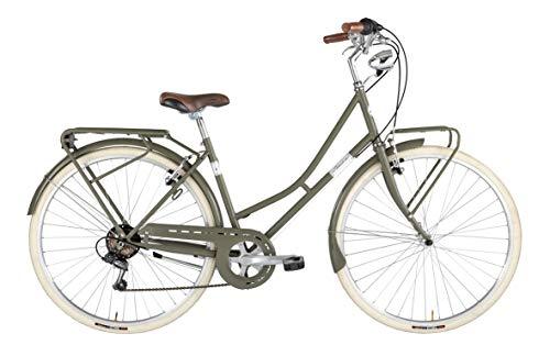 Alpina Bike 28 Zoll Cityrad Damen Viscontea Viaggio 6 Gänge Kies 44 cm Rahmengröße