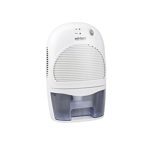 Deumidificatore aria portatile da 1,5L 4L/24h Anti Muffa Umidità e Odori - Wintem