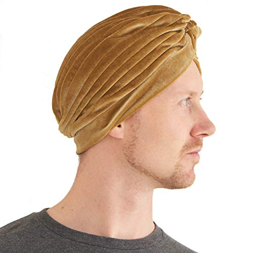 Casualbox | Twist Plisado Turbante Cabeza Envolver Árabe Indio Moda Quimio Sombrero