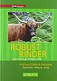 Robustrinder: Highland Cattle & Galloway - Friedrich Hardegg