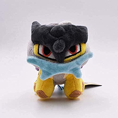 N-R Plush Toys Soft Toys Plush Doll Raikou Suicune Entei Soft Toy Kids Stuffed Toys15cm