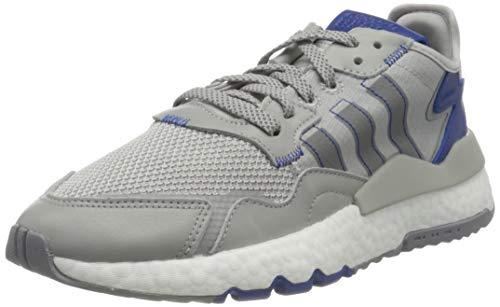 scarpe grigie uomo adidas Nite Jogger