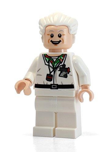 LEGO CUUSOO - Doc Brown Minifigure - Back to the Future Set 21103 (2013)