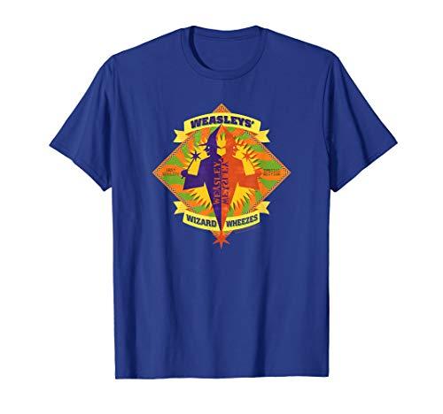 Harry Potter Weasley's Wizard Wheezes T-Shirt