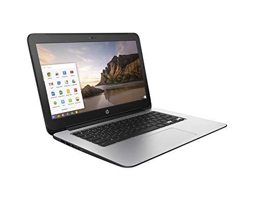 HP CHROMEBOOK 14 G1 14in INTEL CELERON 1.4GHz 2955U 4GB RAM 16GB SSD HD WEBCAM CHROME OS - BLACK (Renewed)