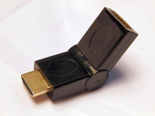配線周りをスッキリ!L字HDMIアダプタおすすめ10選|選び方も解説のサムネイル画像