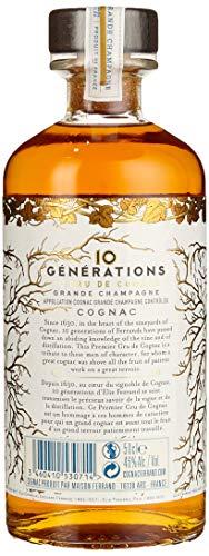 Pierre Ferrand 10 GÉNÉRATIONS Cru de Cognac Grande Champagne, (1 x 0.5 l) - 5
