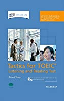 Tactics for Toeic: Listening and Reading Test Pack(Book+CD-ROM) (Tactics for TOEIC® Listening and Reading Test)