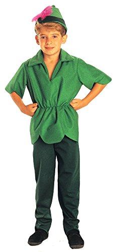 Rubie's Kids' Standard Child's Peter Pan Costume, As Shown, Medium