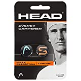 Head Zverev Dampener Accesorio de Tenis, Adultos Unisex, Mul