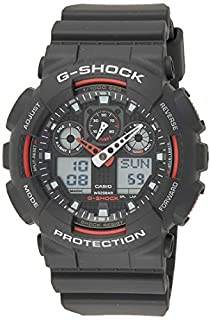 Casio G-SHOCK Reloj Analógico-Digital, 20 BAR, Negro, para Hombre, GA-100-1A4ER (B0039N480I) | Amazon price tracker / tracking, Amazon price history charts, Amazon price watches, Amazon price drop alerts