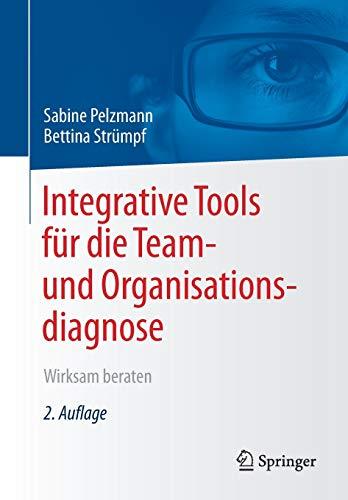 Integrative Tools für die Team- und Organisationsdiagnose: Wirksam beraten
