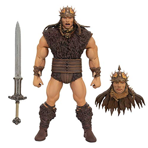 Super7 Figura Conan 18 cm. Conan el Bárbaro