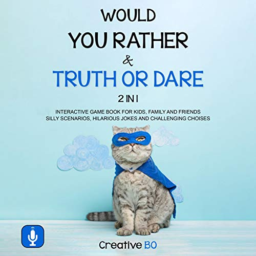 Would You Rather & Truth or Dare 2 in 1 Titelbild