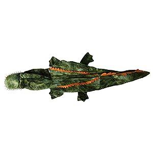Pawaca Vêtements pour Animaux domestiques, Costume Crocodile Halloween pour Chien