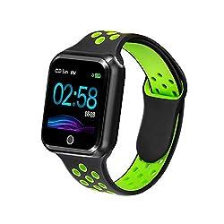 commercial Fitness tracker WAFA with heart rate monitor, blood pressure, waterproof sports smart watch, … youth waterproof watch