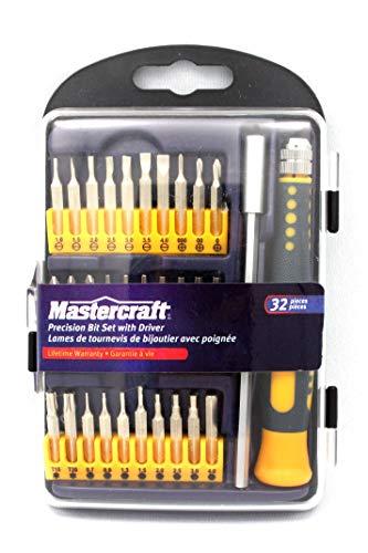 Maxtech 32-Piece Precision Bit Set